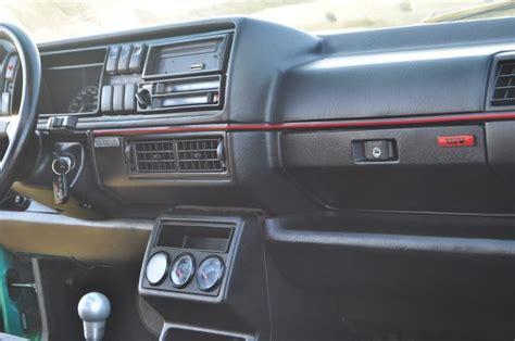 Golf 2 Interior by Interior Golf Mk2 Us Version Golf Gti 16v Us Version