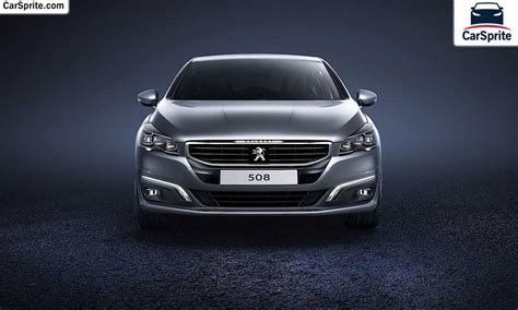 peugeot 508 interior 2017 peugeot 508 2017 prices and specifications in car