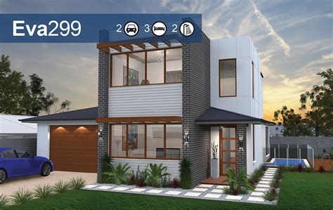 dall designer homes eva299