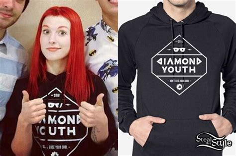 Tshirt Paramore Hayley Williams 02 hayley williams fashion style page 23
