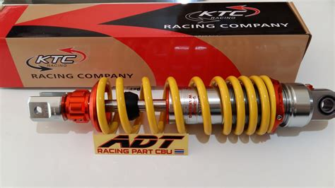 Shock Tabung Rcb adtracing spare parts motor cbu dan part racing drag bike roadrace mei 2014