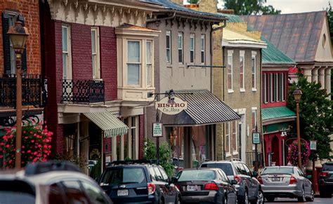 cutest small towns great small towns near washington dc washingtonian
