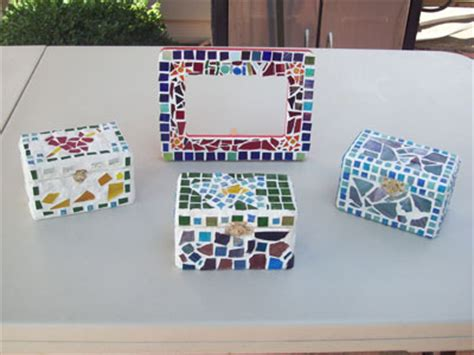 mosaic tile craft projects photo of mosaic tile projects the shoppe