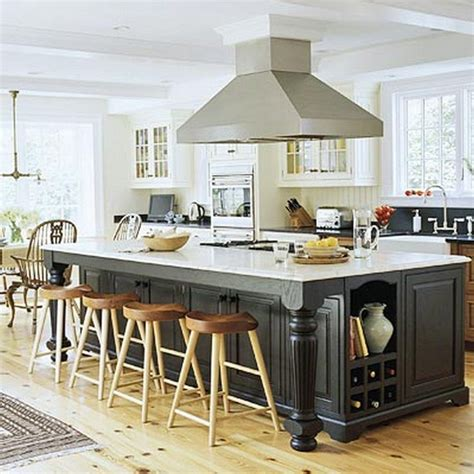 creative kitchen islands  stove top makeover ideas