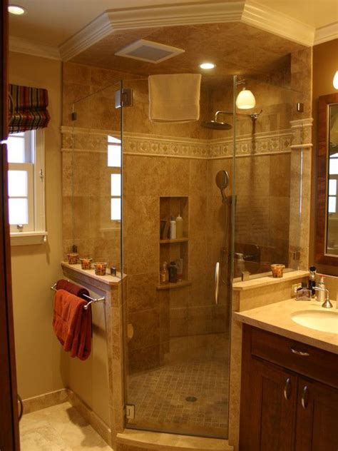 Bathroom Corner Shower Ideas 17 Best Images About Corner Showers On Master Bath Bathroom Showers And Shower Tiles