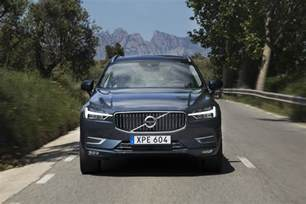 Volvo Xc60 Awd 2018 Volvo Xc60 T6 Awd Drive Review Automobile