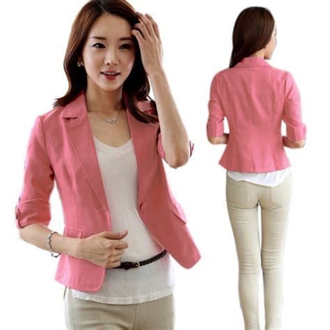 korean women short sleeve blazer korean women short sleeve blazer newhairstylesformen2014 com