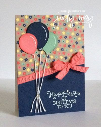 How To Make A Birthday Card Handmade - the 25 best handmade birthday cards ideas on