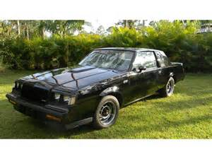 Buick National 1987 Buick Grand National For Sale On Classiccars 28
