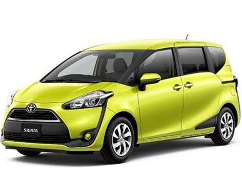 Toyota Certified Used Cars Thailand 2016 Toyota Sienta ราคา