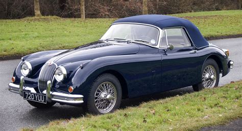 1960s Jaguar 1960 Jaguar Xk150 3 8 Drophead Coupe Is Drop Dead Gorgeous