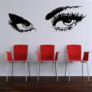Eye Wall Stickers Eyes Wall Stickers By Parkins Interiors