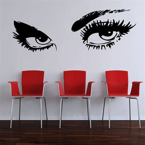 eye wall stickers wall stickers by parkins interiors