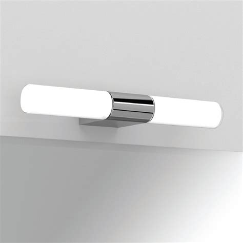 over mirror bathroom light padova 0650 bathroom wall light polished chrome above