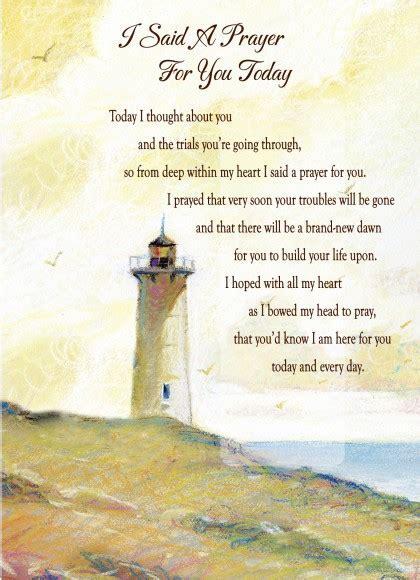 Prayer for You