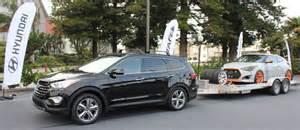 Towing Capacity Hyundai Santa Fe Towing Capacity Of 2015 Santa Fe Autos Post