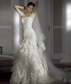 pronovias wedding dress pronovias 2009 preview collection fashionbride s weblog