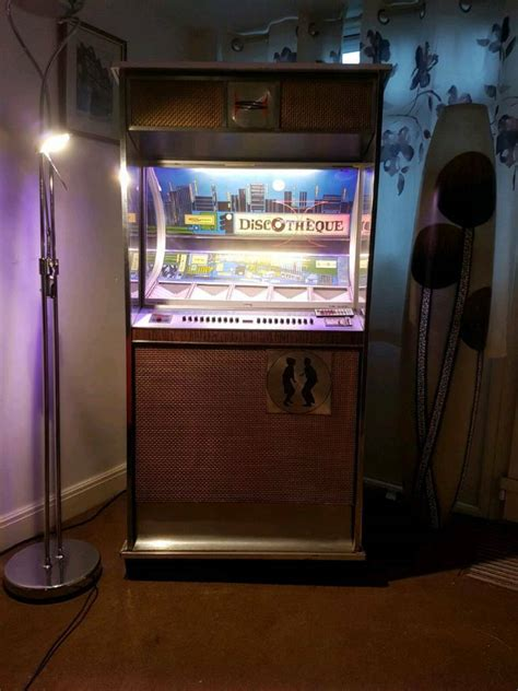 seeburg discotheque jukebox  telford shropshire gumtree