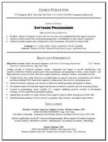 computer programmer resume sample sales programmer
