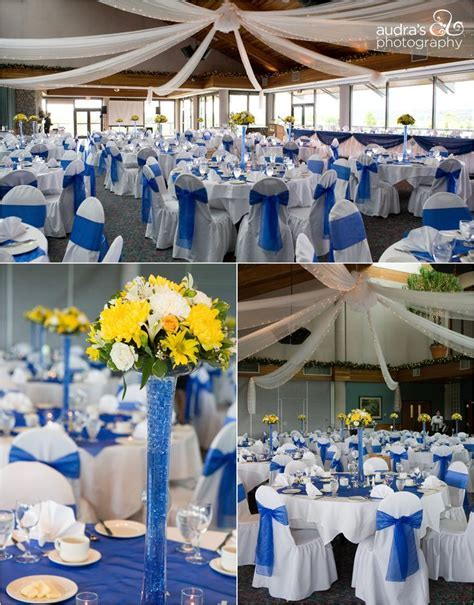 1000  ideas about Royal Blue Centerpieces on Pinterest