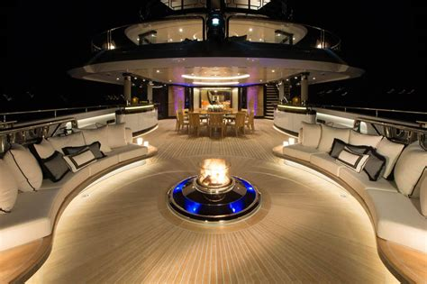 Marble Dining Room Table review lurssen yachts 312 quot kismet ii quot superyacht