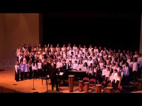 cmea central section shine on me 2015 cmea central coast section ccs middle