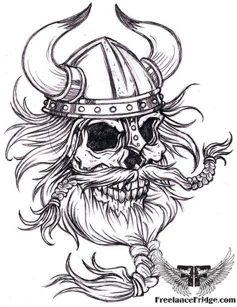 viking skull tattoo designs 31 viking skull designs and images ideas