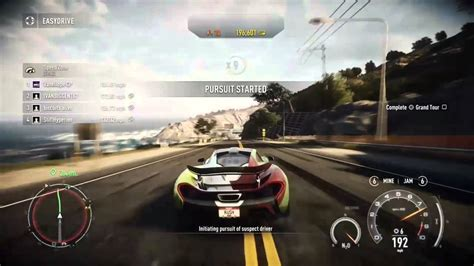 p1 crash need for speed rivals mclaren p1 crash