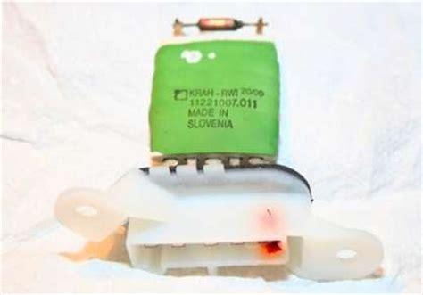 2006 hummer h3 heater blower resistor solved heater motor not working 2006 h3 hummer fixya