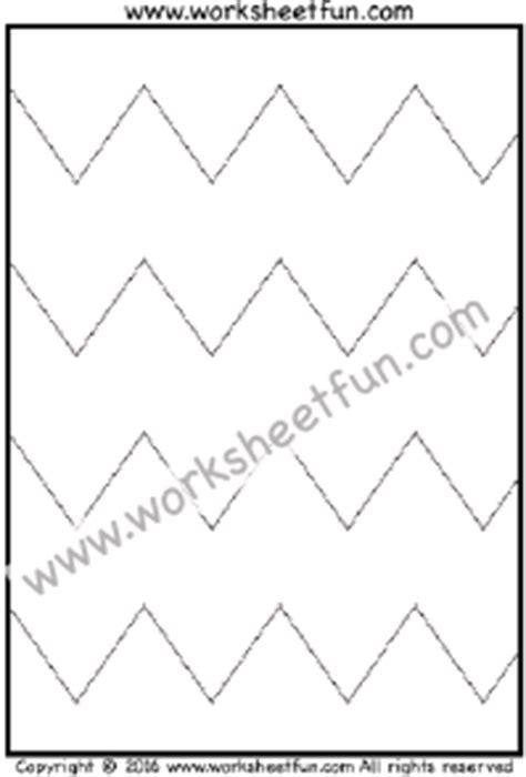 zig zag pattern worksheets scissor cutting skills free printable worksheets
