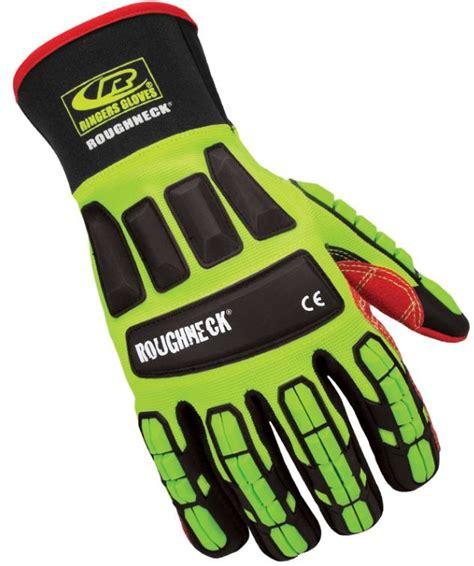 Safety Gloves Roughneck ringers gloves 263 roughneck limited slip impact gloves