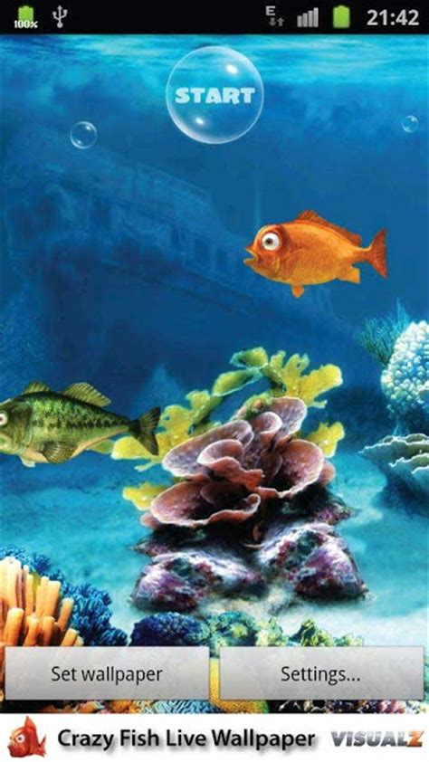 fish live wallpaper apk fish live wallpaper 1 0 apk android android all