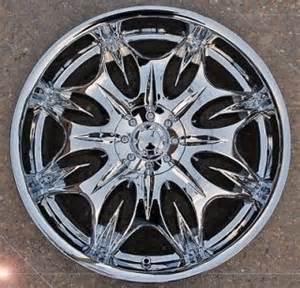 Cadillac 20 Inch Rims 20 Inch Incubus Wheels Rims Cadillac Seville On