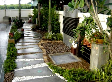 garden walkway ideas how to create landscaping ideas for front yard on a budget
