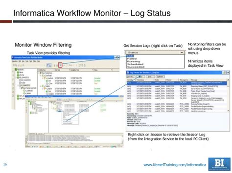 informatica workflow informatica power center 9 x developer admin basics