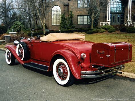 chrysler roadster coachbuild lebaron chrysler cg imperial roadster 1931
