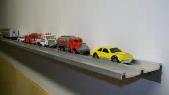 Wheels Wall Track Storage Display Shelves For Matchbox Cars Wall Shelf For Diecast