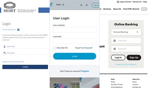 design pattern login breaking the pattern in web design 183 devbridge