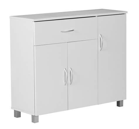 sideboard tiefe 35 cm wohnling sideboard doors drawer cupboard buffet furniture