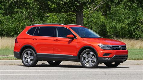 volkswagen tiguan review selling   mainstream