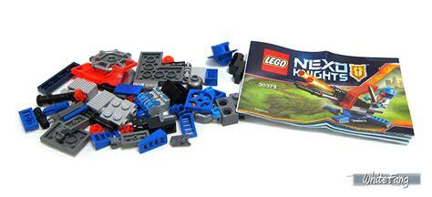 Lego 30373 Nexo Knights Knighton Hyper Cannon Polybag review 30373 knighton hyper cannon lego and adventure themes eurobricks forums