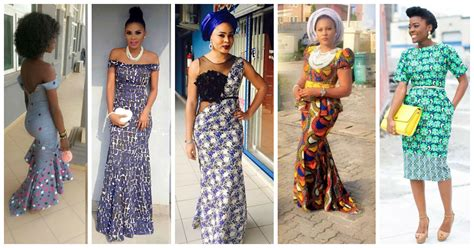 latest style in nigerian ovation 7 trending nigerian ankara styles you ll love