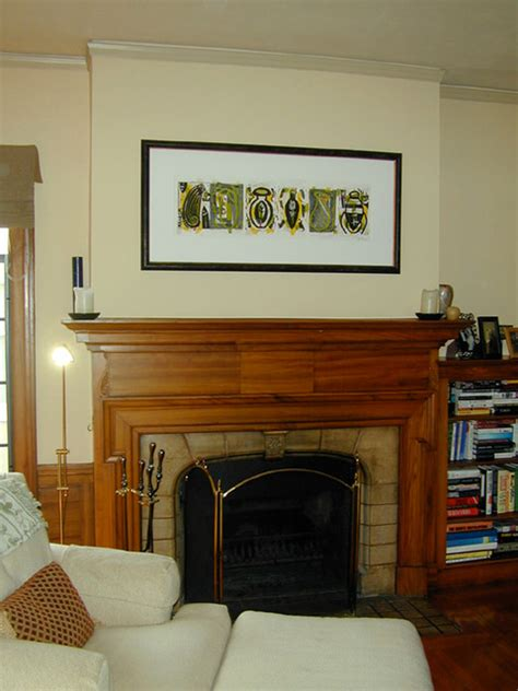 pictures above fireplace fireplace