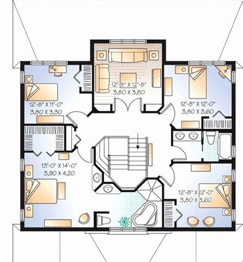 Modern Family House Plans by Multi Family Floor Plans 23 Beautiful Modern Family House