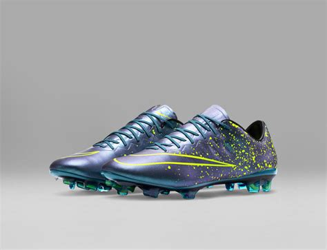 sock boots electro flare nike showcase mercurial vapor x electro flare edition football boots