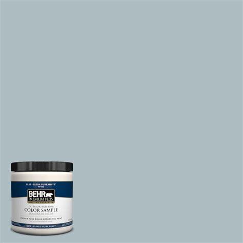 behr premium plus 8 oz pmd 99 arctic interior exterior paint sle pmd 99pp the home