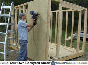 how to build a backyard storage shed 150 pictures