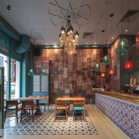 Turkish Restaurant Interior Design by Noua Scenografie Divan Semnată Corvin Cristian Te