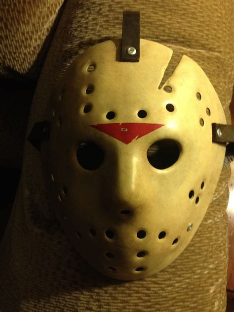 How To Make A Jason Mask Out Of Paper - 1000 images about jason voorhees victor crowley micheal