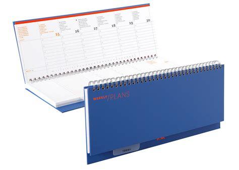 agenda da scrivania agenda 2018 da scrivania settimanale con spirale work nava
